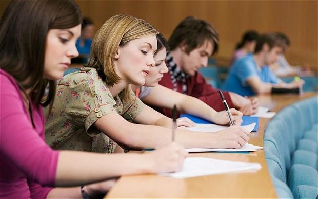 Поступление в средние школы Словении