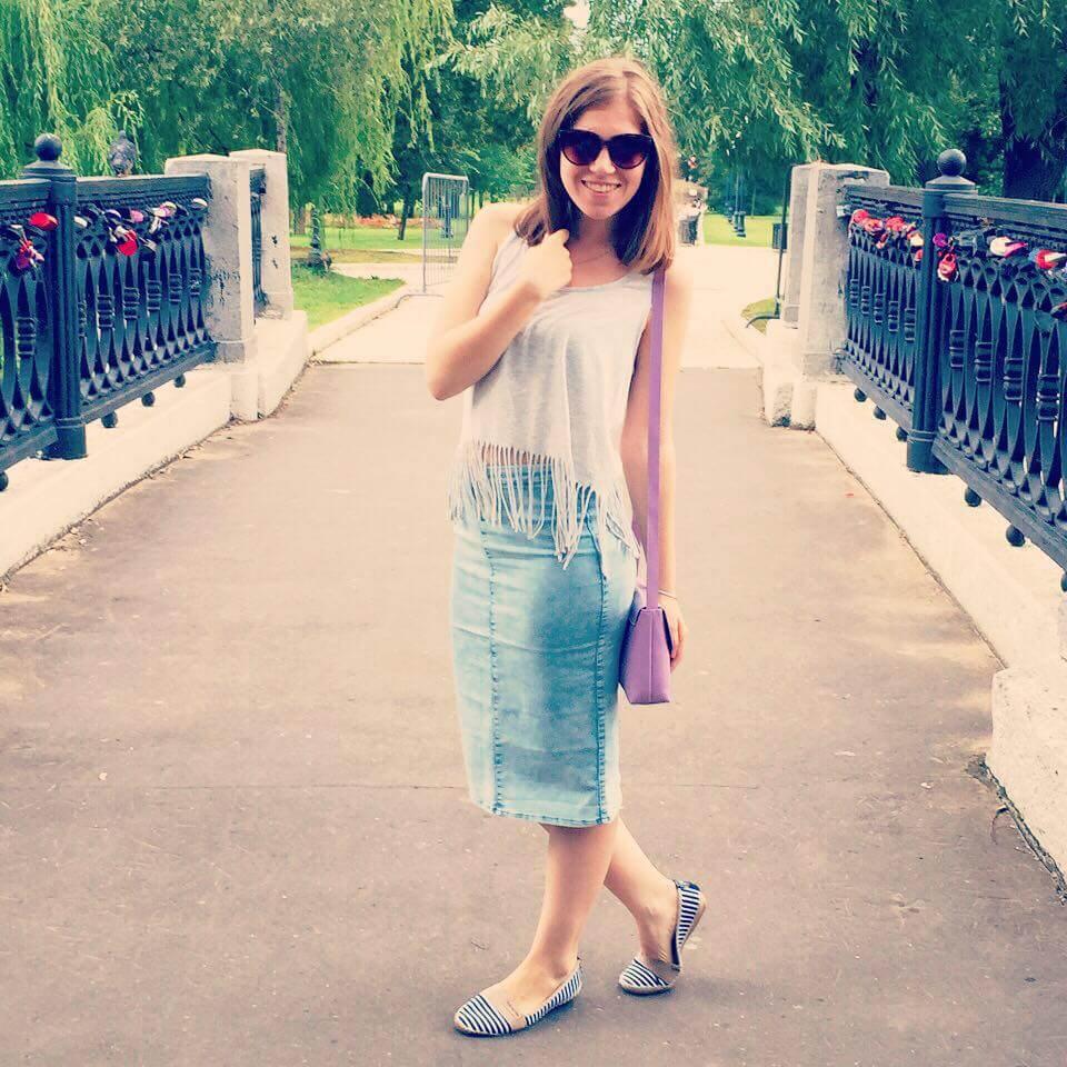 История студента. Юлия Сатриванова. Учёба в Университете Марибора