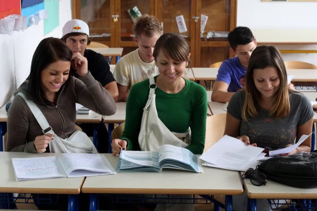 Сроки и правила поступления в гимназии Словении